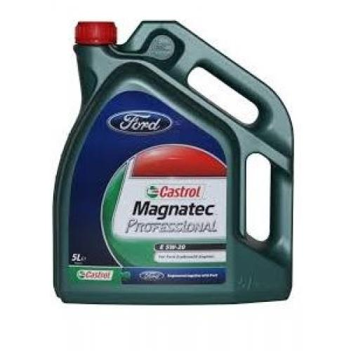FORD, Magnatec Professional E 5W-20, 5 литров