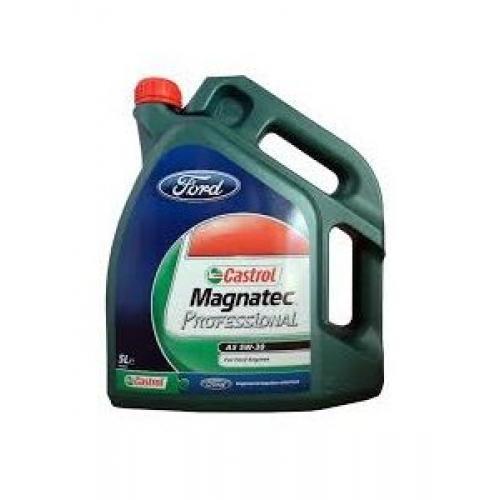 FORD, Magnatec Professional A5 5W-30, 5 литров