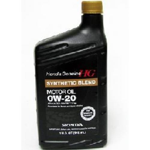 HONDA, 0W-20 SN/GF-5, 0,946 литра