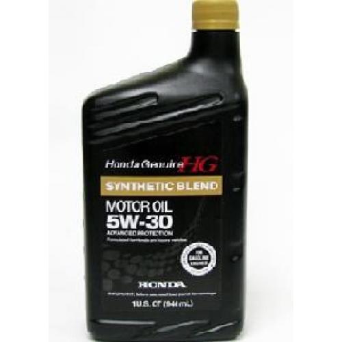 HONDA, 5W-30 SN/GF-5, 0,946 литра