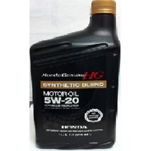 HONDA, 5W-20 SN/GF-5, 0,946 литра