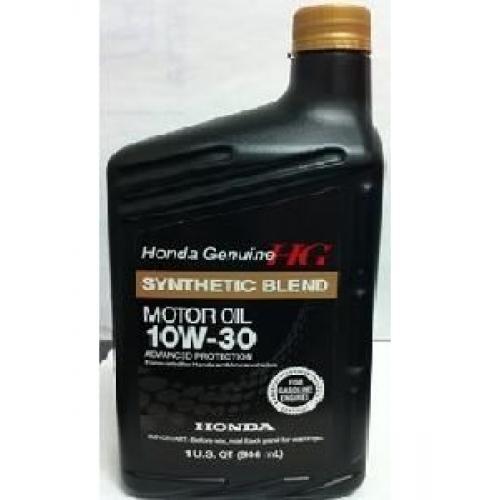 HONDA, 10W-30 SN/GF-5, 0,946 литра