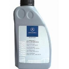 MERCEDES-BENZ, 5W-30 Low SPAsh, 1 литр, A000 989 89 01 10, Моторные масла
