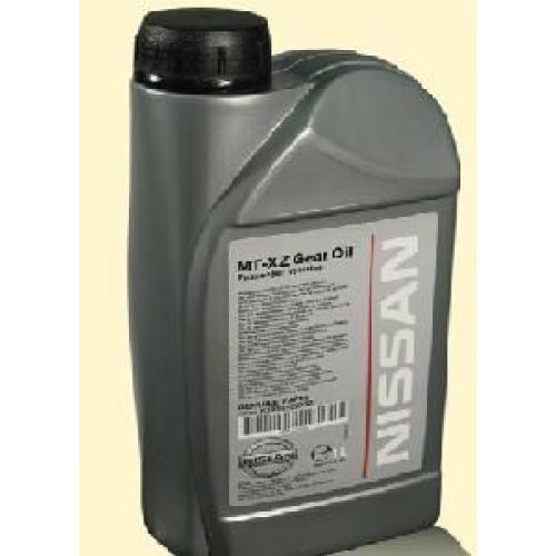 NISSAN, MT-XZ 75W-80 GL-4+ (EU), 1 литр